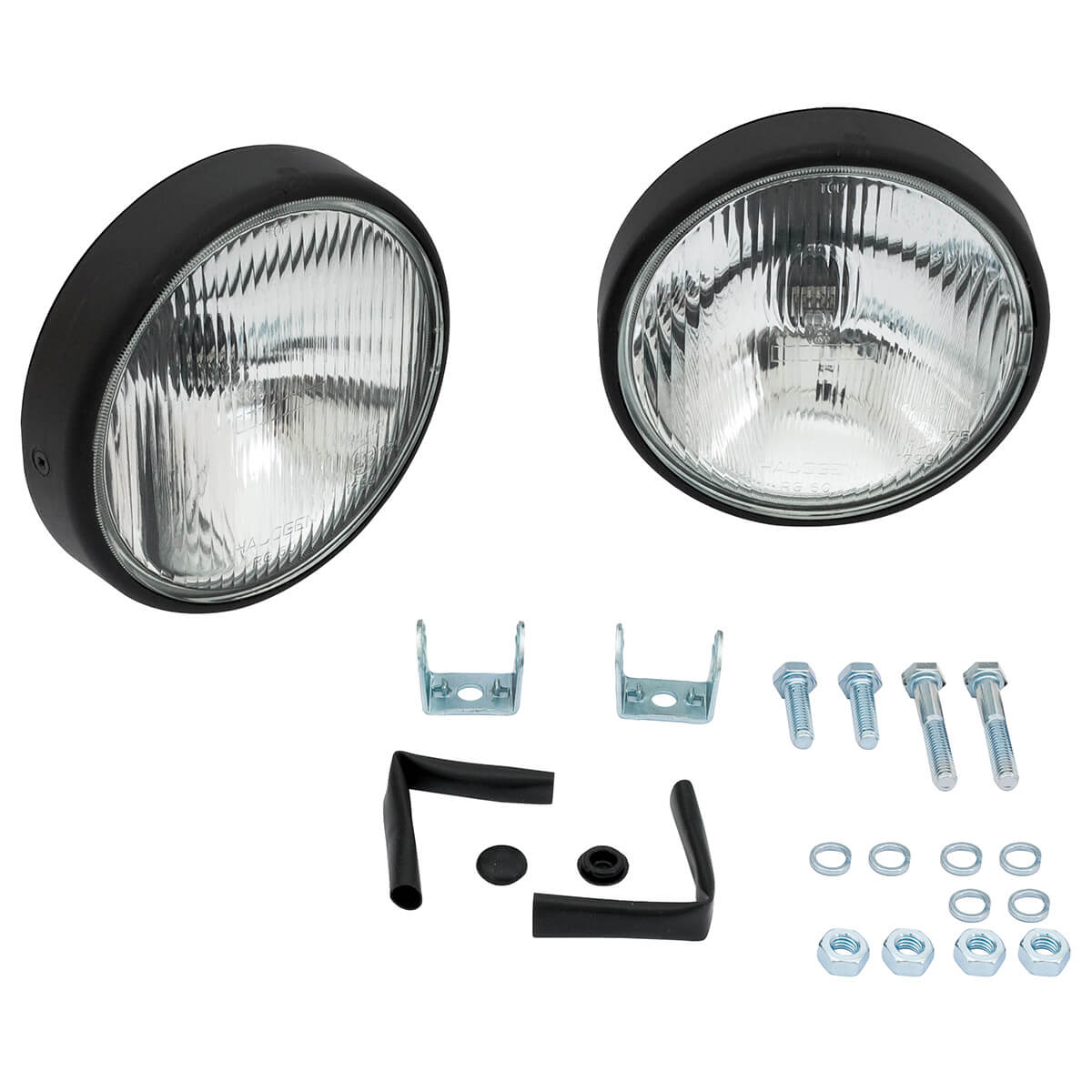 Lucas Driving and Fog Lamp Covers - Lamps & Lighting - Electrical
