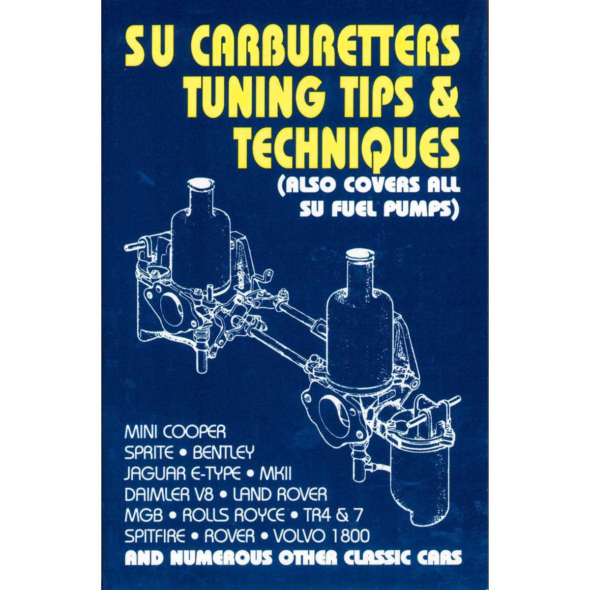 Book: SU Carburetor Tuning Manual