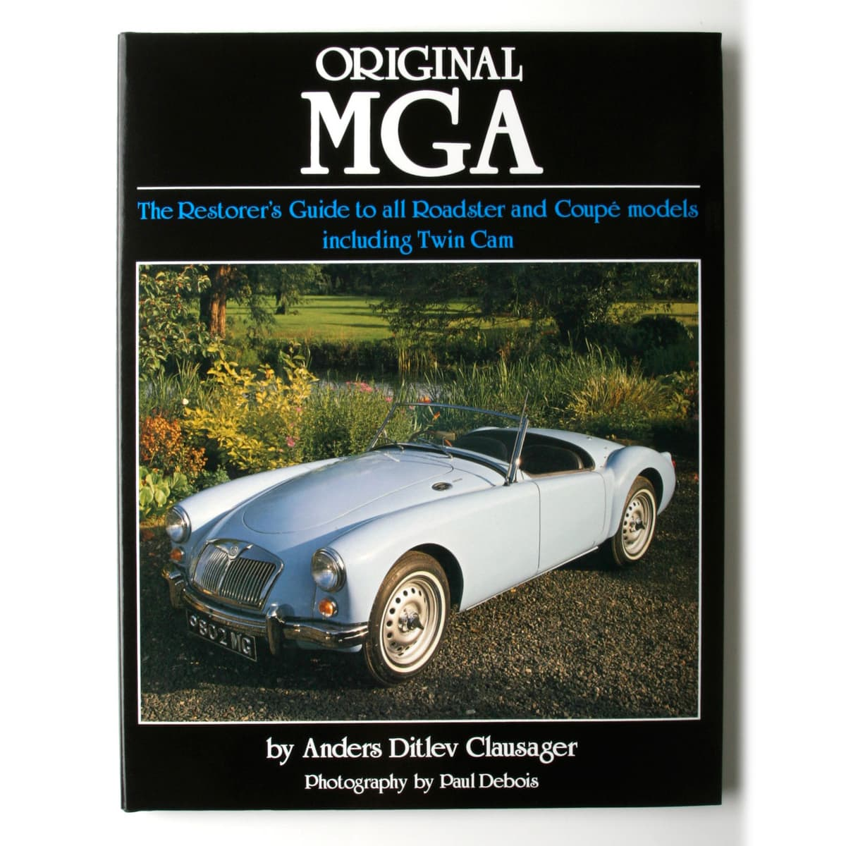 Book: Original MGA