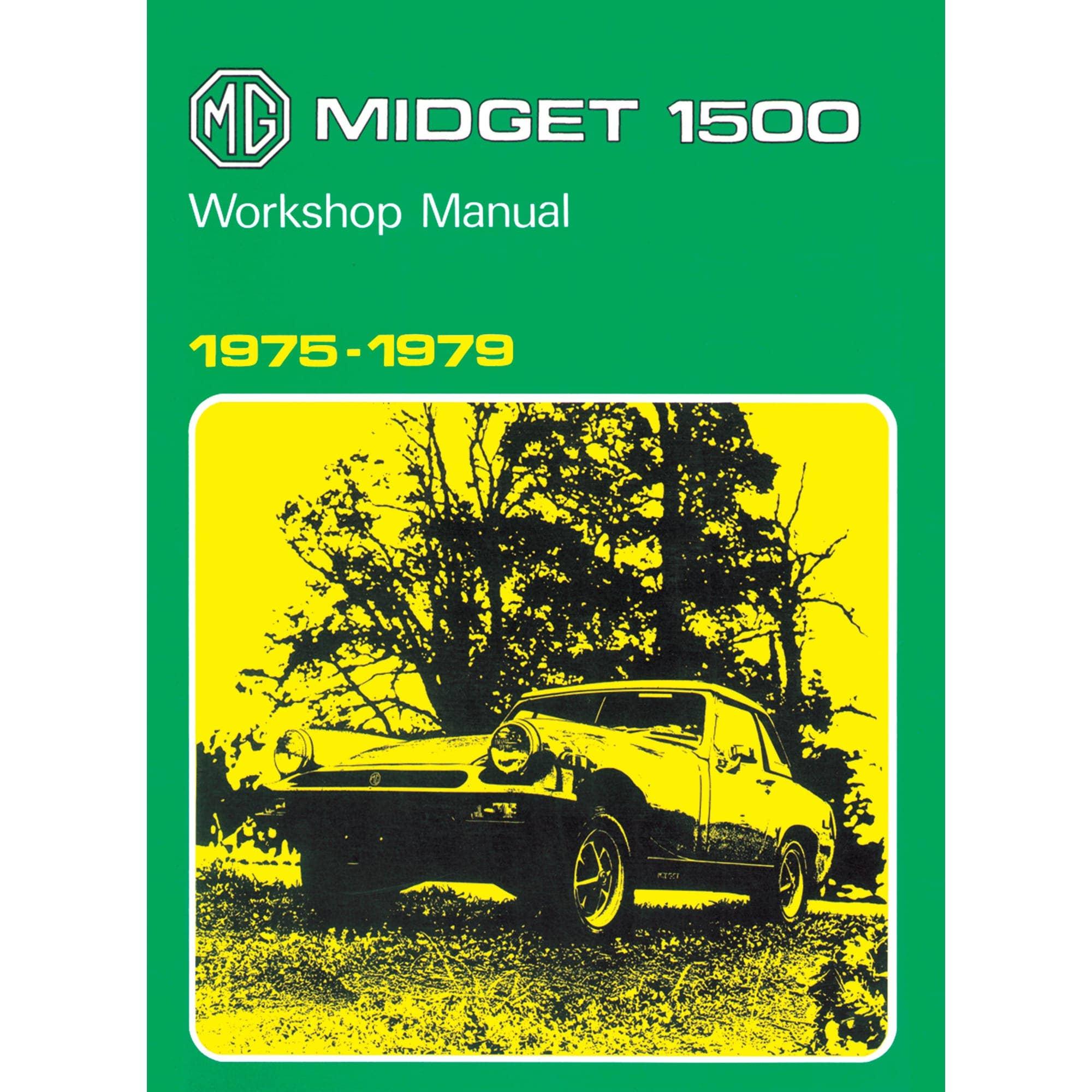 midget 1500 manual  array factory workshop manual reprints manuals books u0026 videos mg rh mossmotors