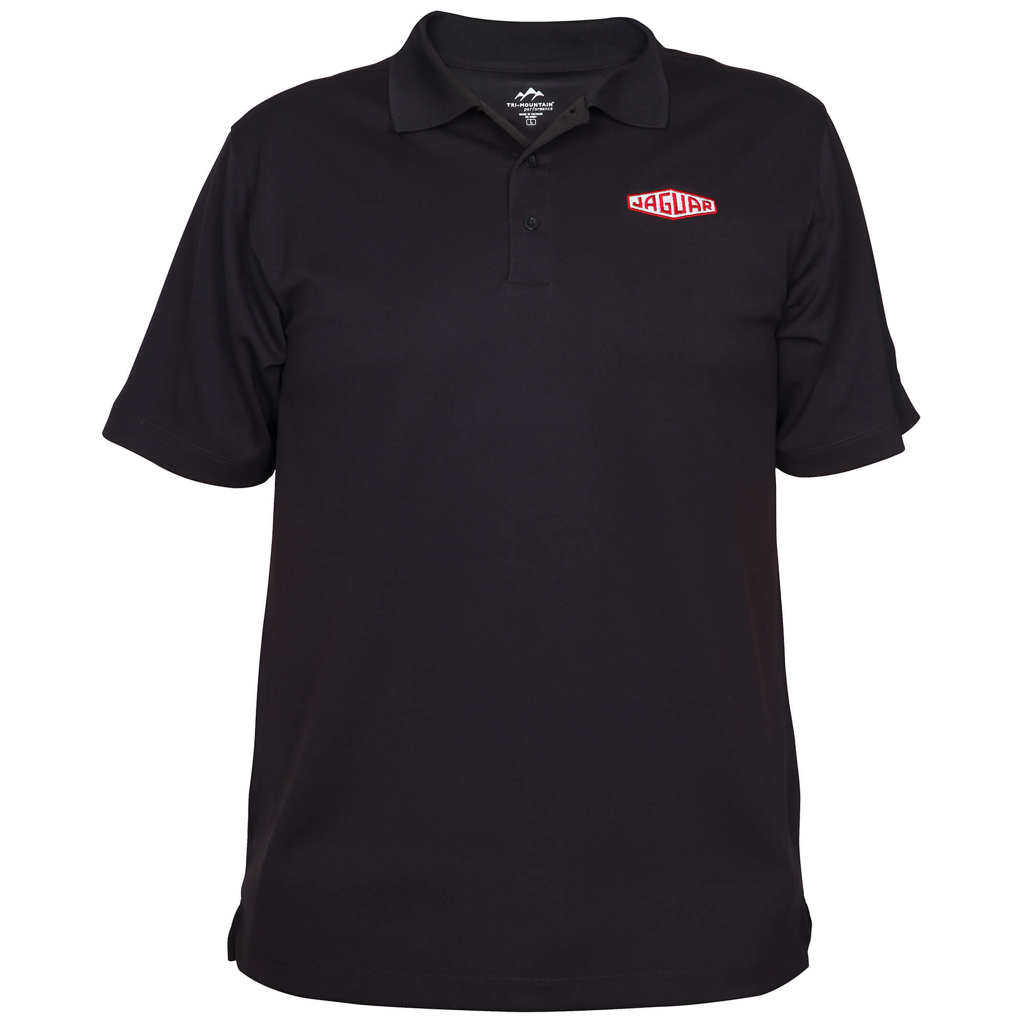 Unisex Classic Polo Shirt with Embroidered Mini Car Logo