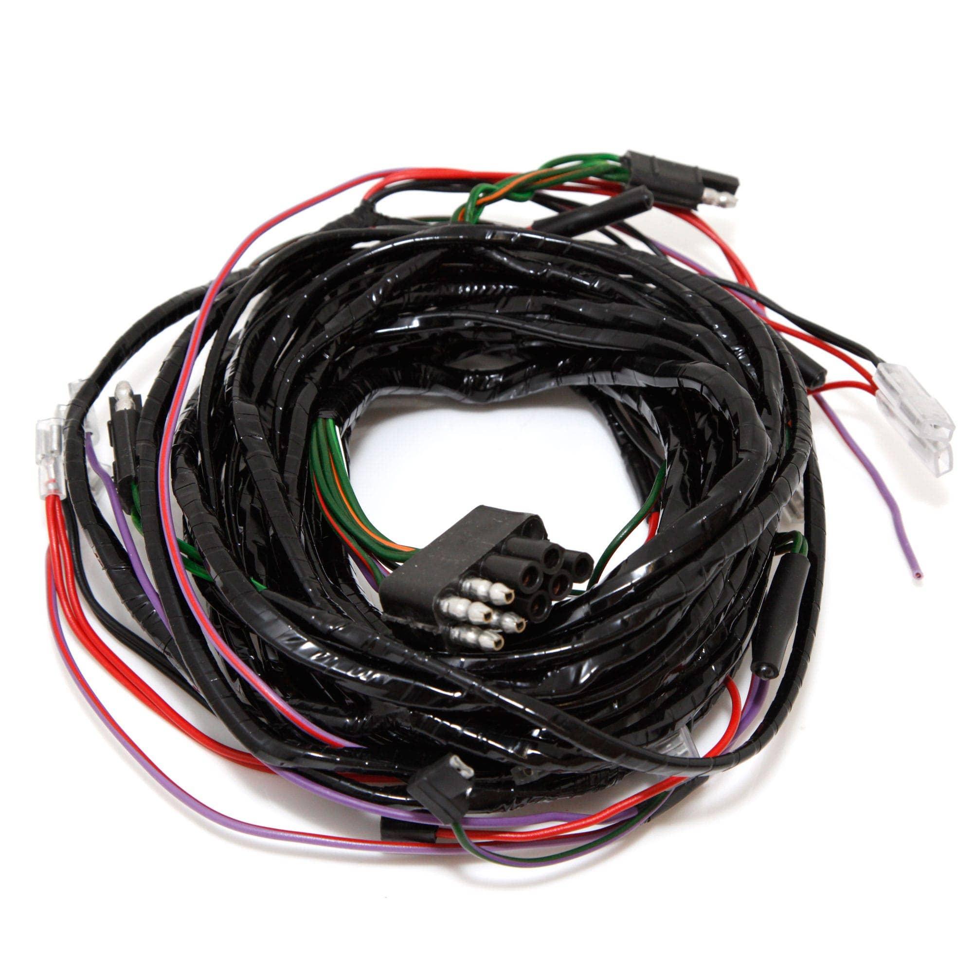 181 855 Diode Handbrake Warning Light Inline Moss Motors 1978 Mgb Wiring Harness Body Trunk
