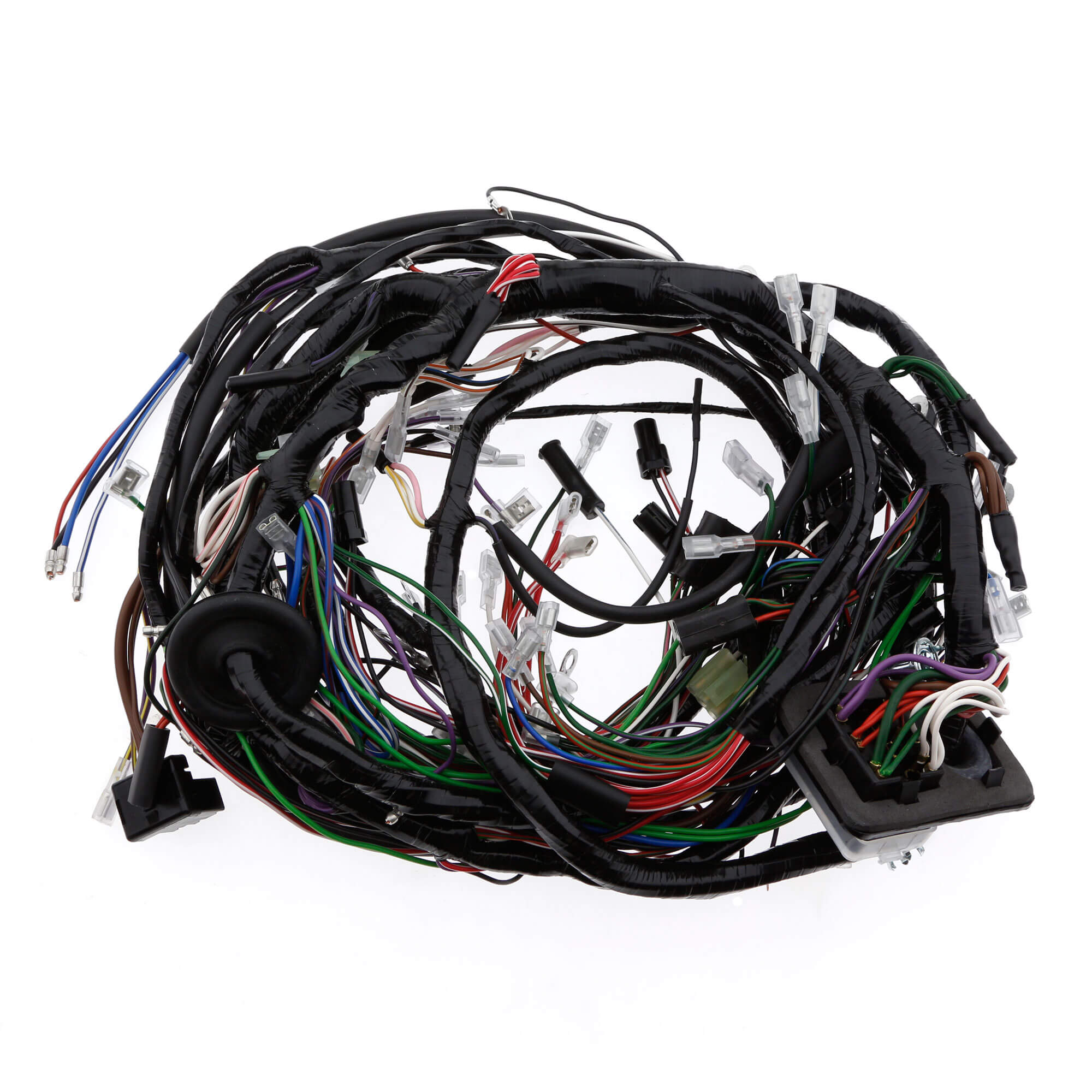 357 570 Body Wiring Harness Moss Motors Main Triumph Spitfire