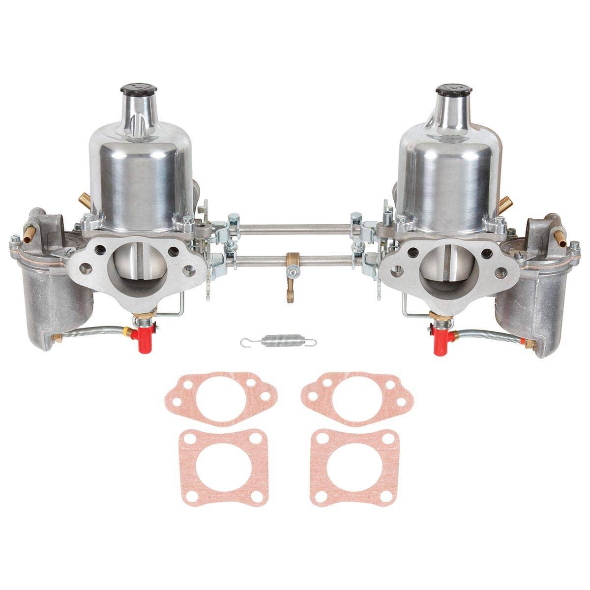 366 418 Hs6 Carburetor Conversion Kit With Heatshield By Genuine Su Fuel Pump Diagram Kits Stage 1