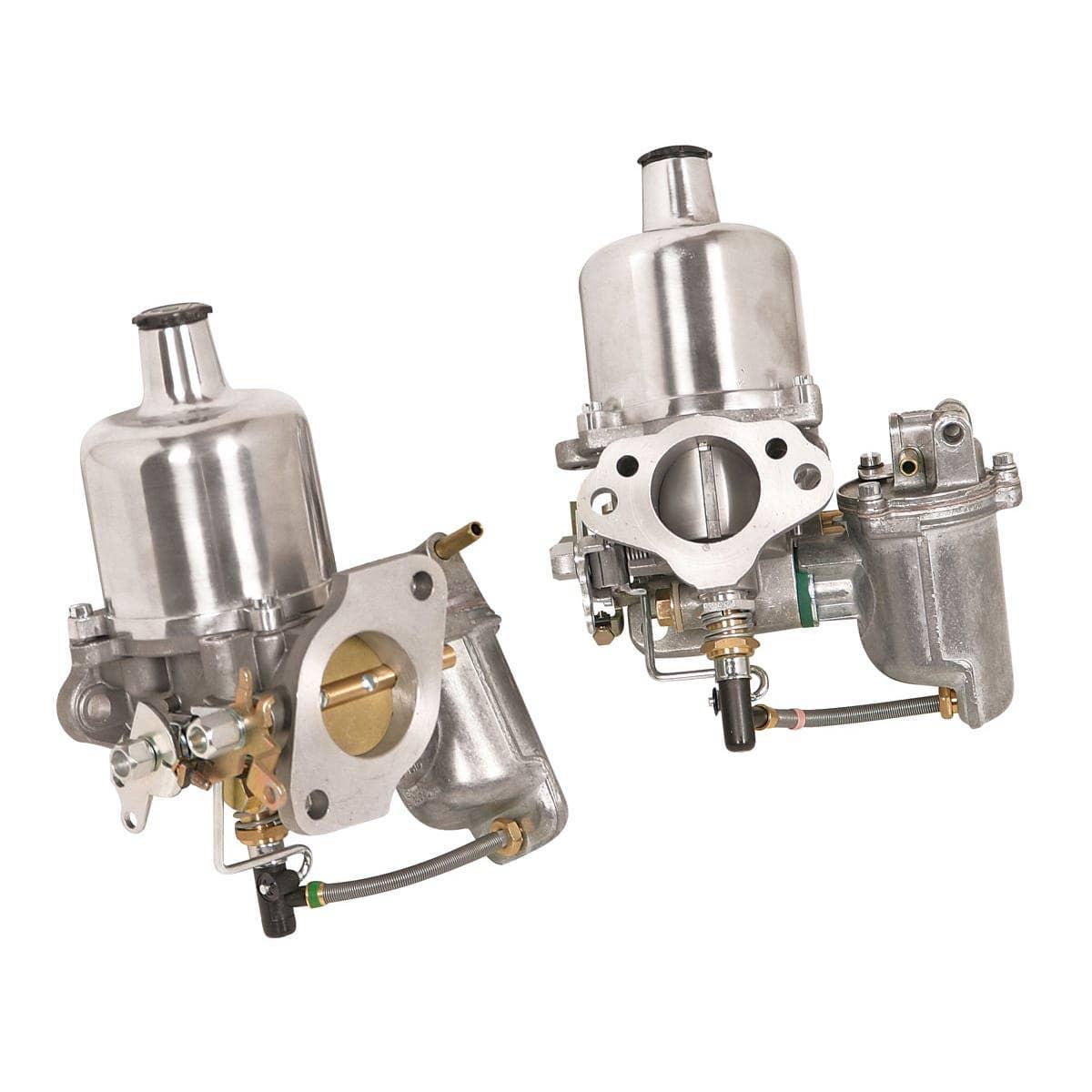 366 418 Hs6 Carburetor Conversion Kit With Heatshield By Genuine Su Fuel Pump Diagram Sets 1962 67 Replaces Aud52 Aud135