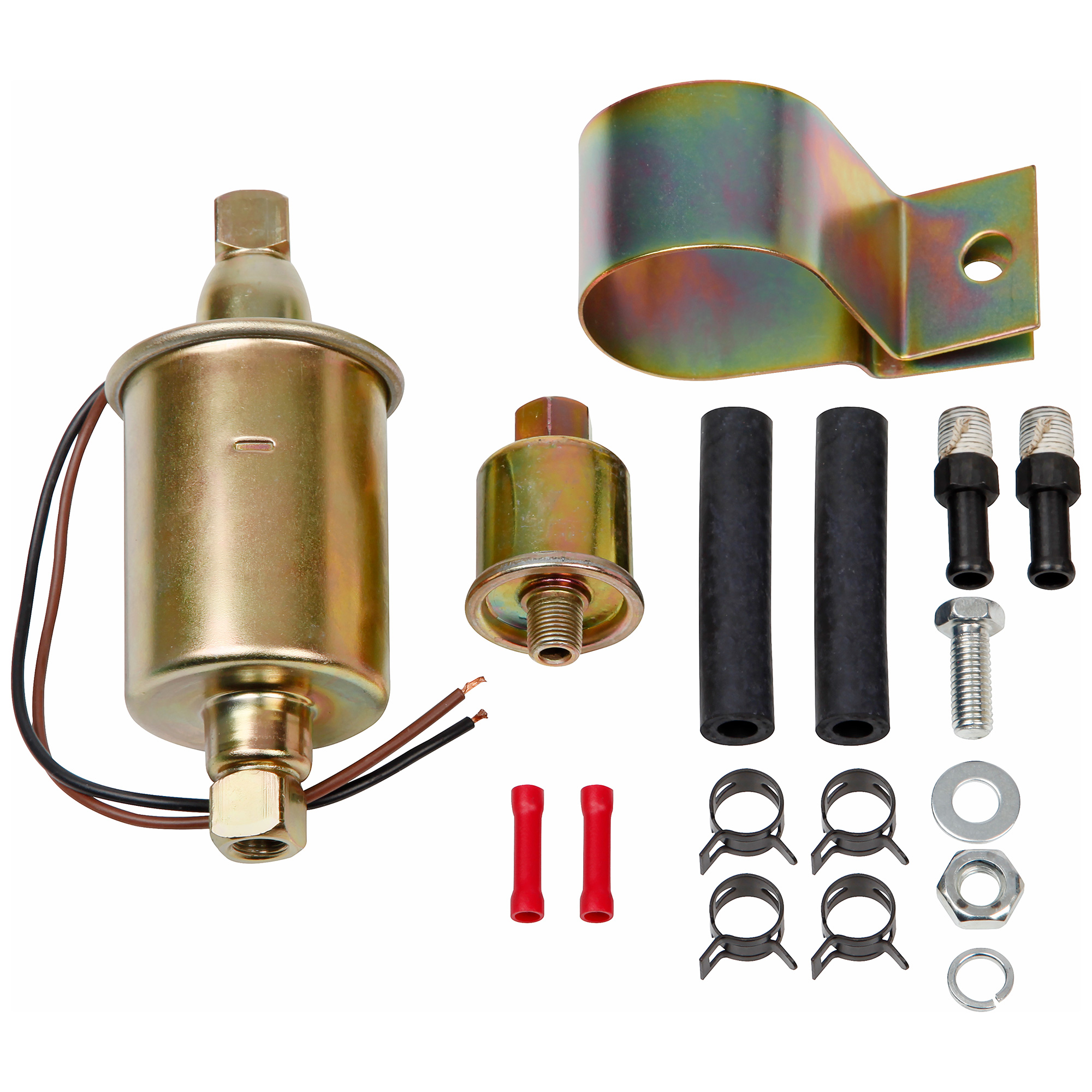 377 420 Solid State Electric Fuel Pump By Facet Moss Motors Universal Wiring Schematic Kit Lucas