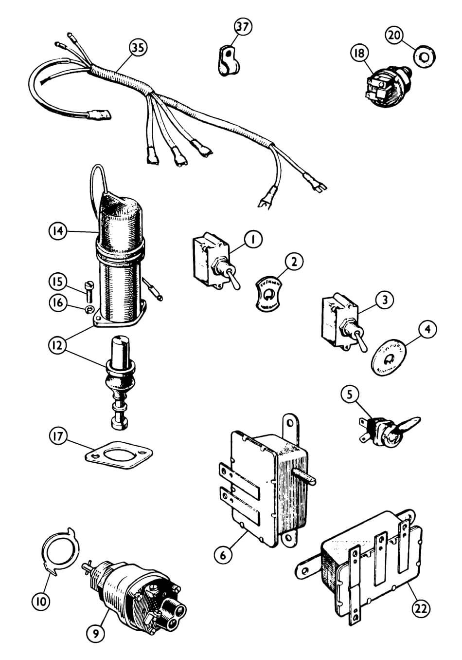 triumph spitfire overdrive gearbox wiring diagram free download 3SGTE Wiring-Diagram wrg 2570 triumph spitfire overdrive gearbox wiring diagram free