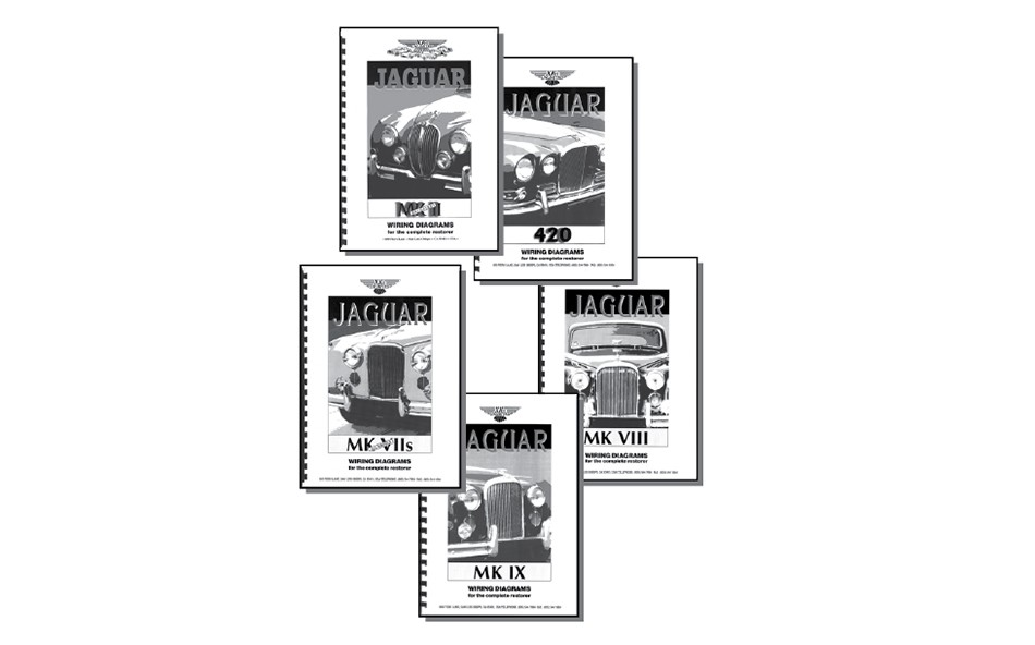 Wiring Books And Diagrams - Electrical  U0026 Ignition