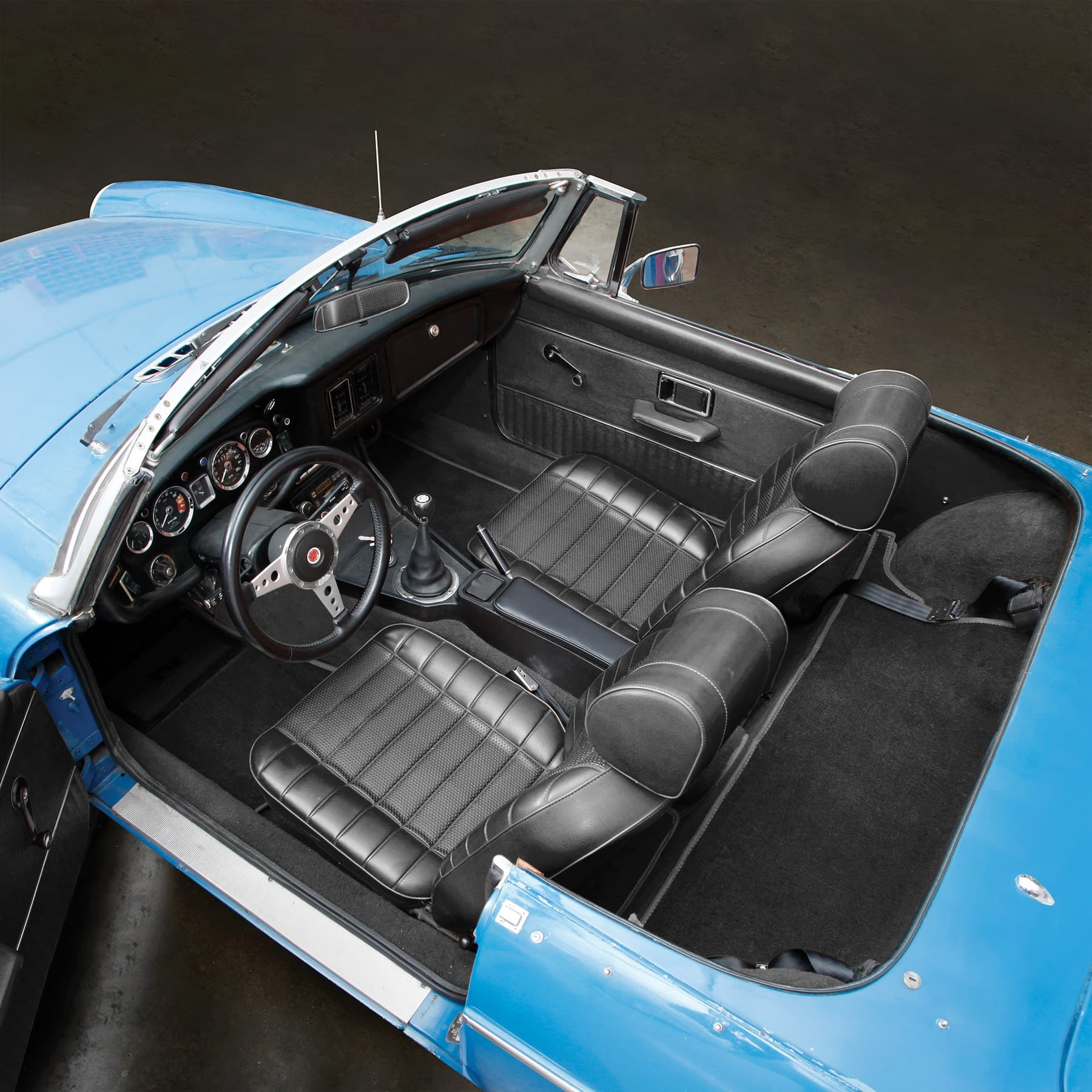 Complete Mgb Roadster Interior Packages 1970 80