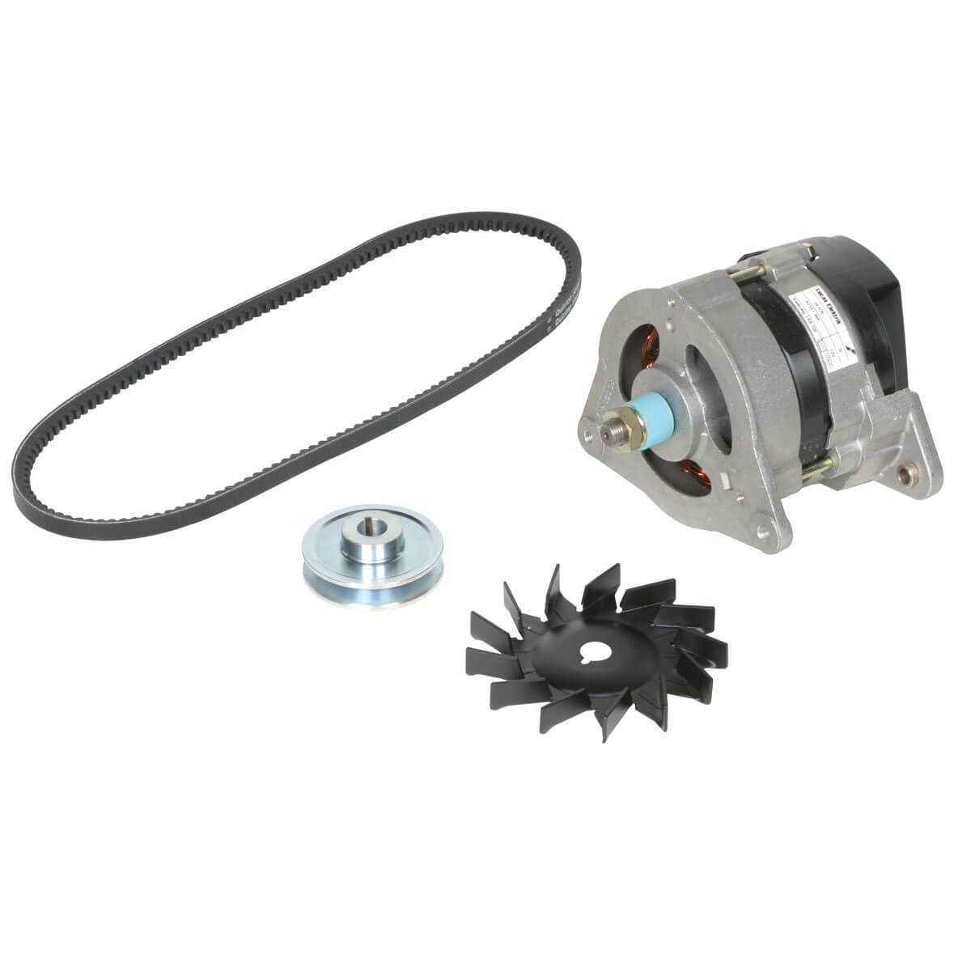 130 068 Alternator Conversion Kit Moss Motors