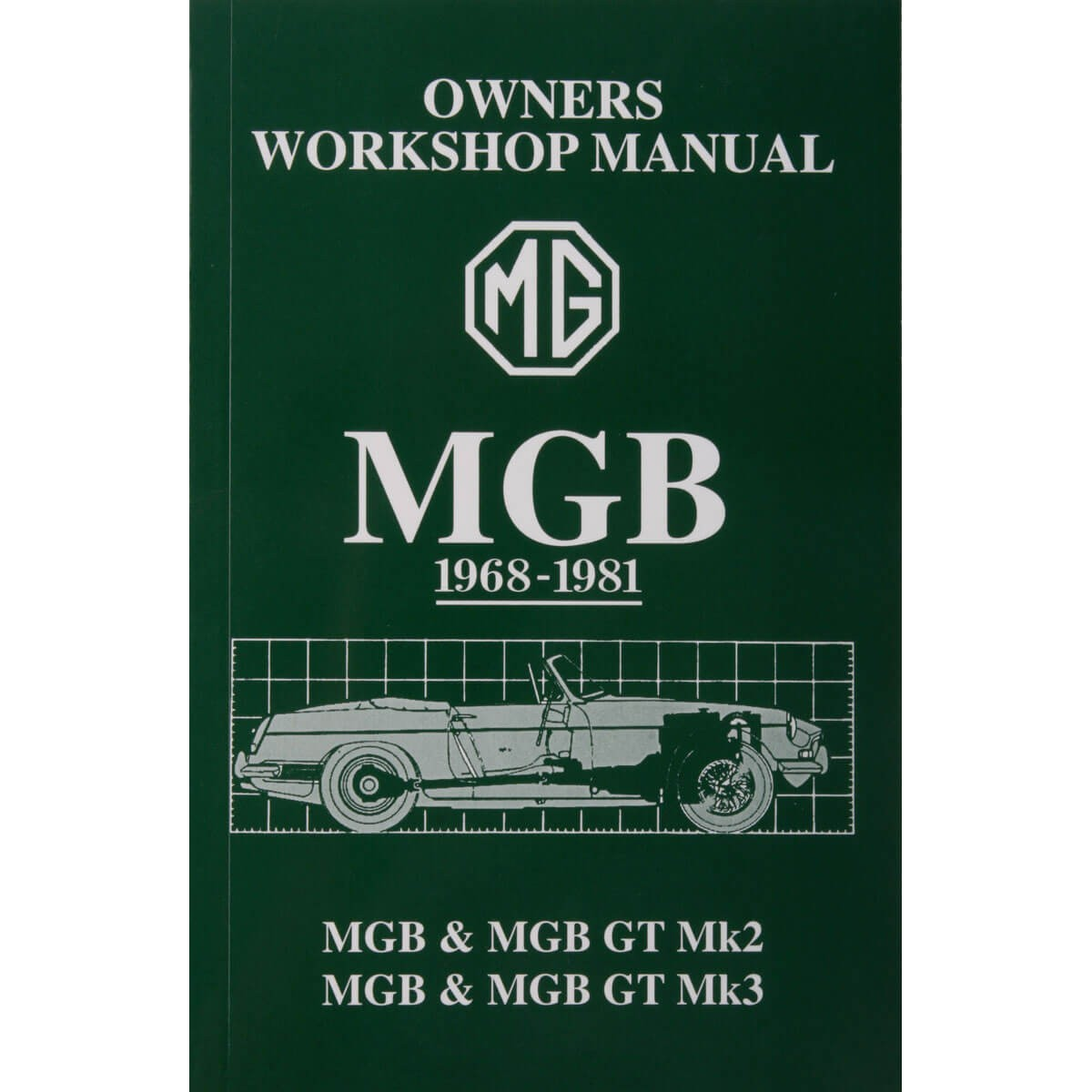 Mg Td Midget Drivers Owner/'S Handbook Glovebox Book