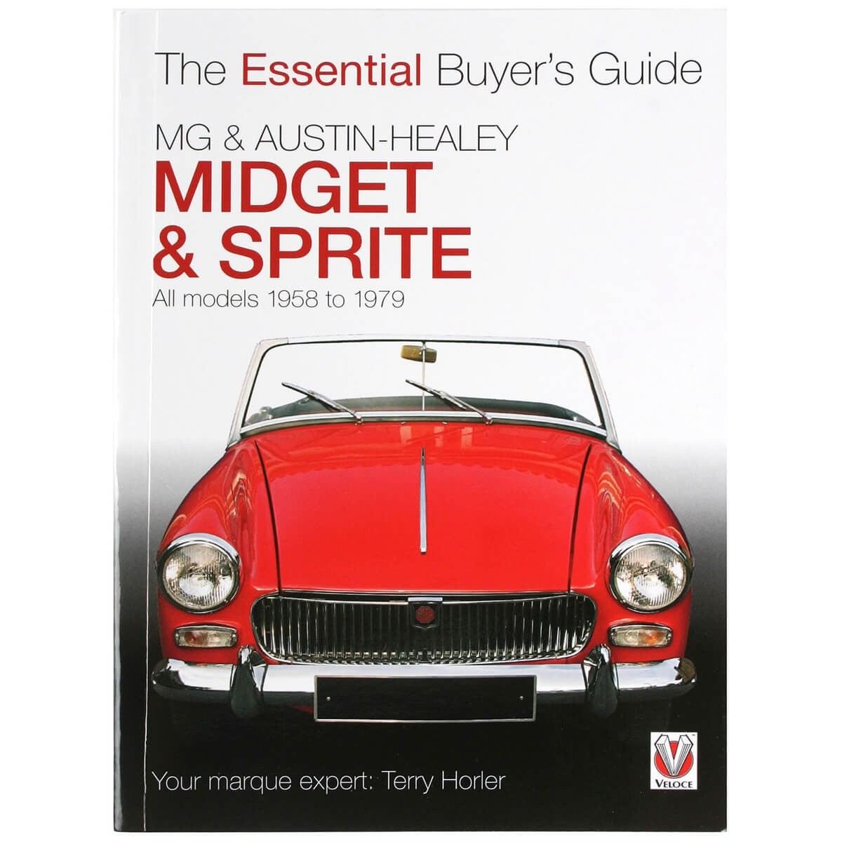 Find Austin Healey Sprite Mg Td: 213-671 Book: Sprite/Midget Essential Buyer's Guide