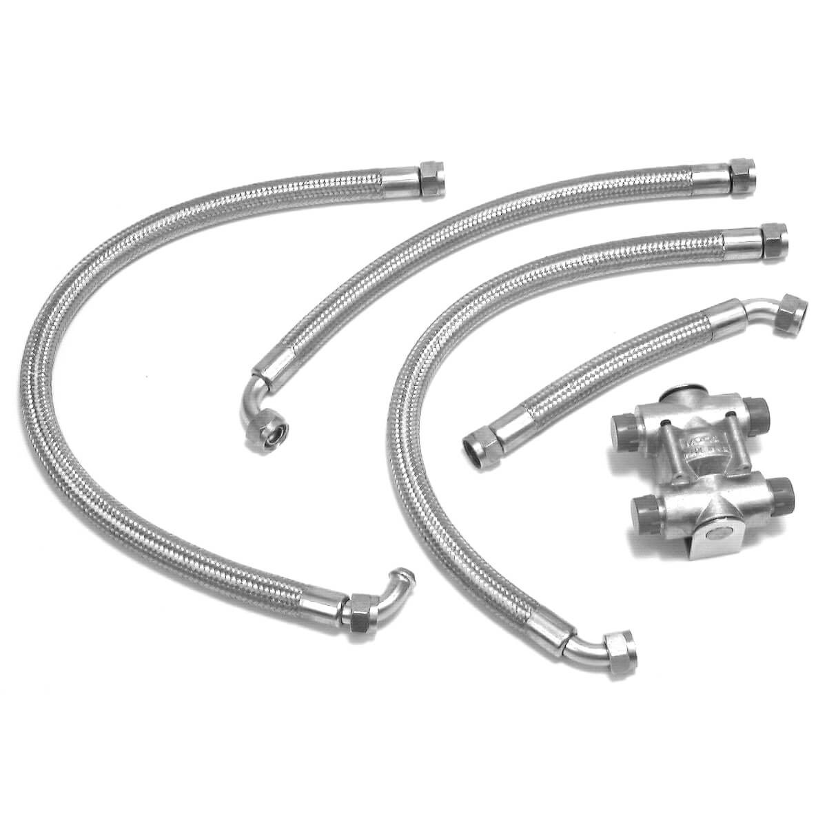 oil cooler installation kits - oil system