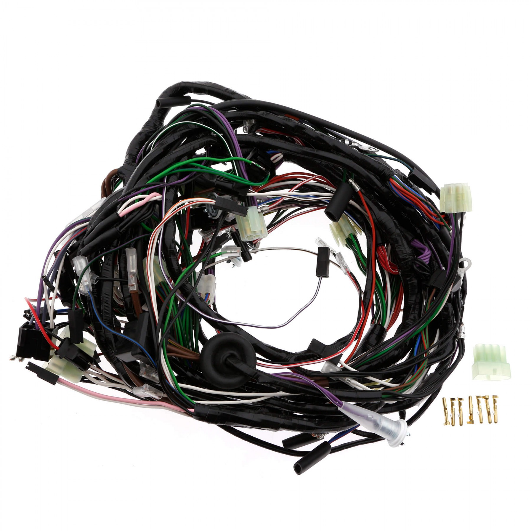 1972 Tr6 Wiring Schematic FULL Version HD Quality Wiring ...