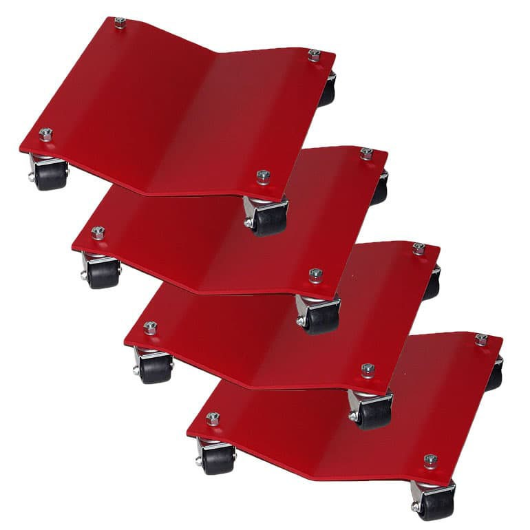 900 163 auto dolly set of 4 moss motors for Moss motors used cars