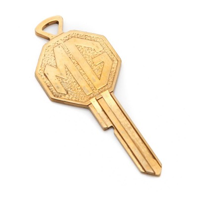 Mg Key Blanks Polished Brass Apparel Gifts Accessories Mgb