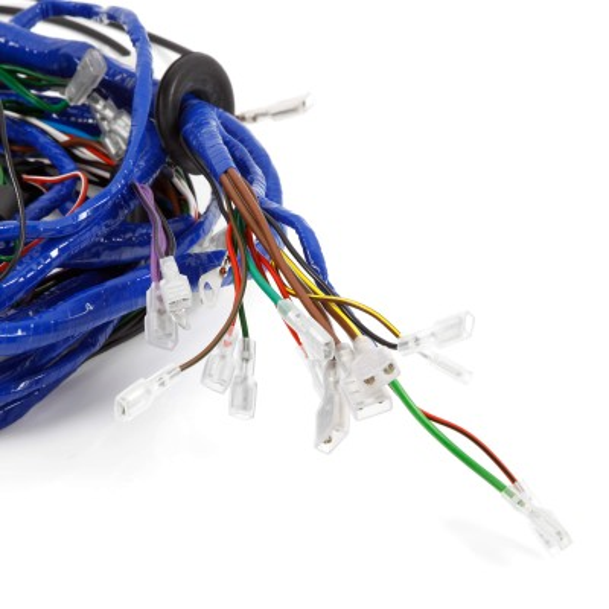 355 575 main harness, vinyl bound moss motors Wiring Harness 93A050059