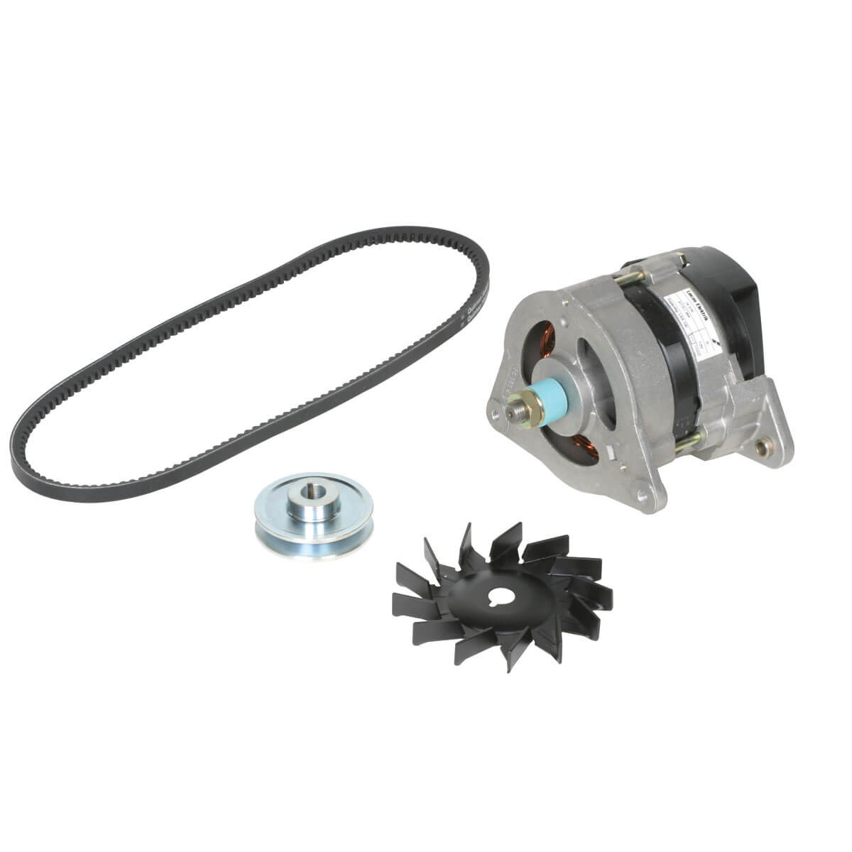 130 078 Alternator Conversion Kit Moss Motors Dynamo To Wiring Diagram