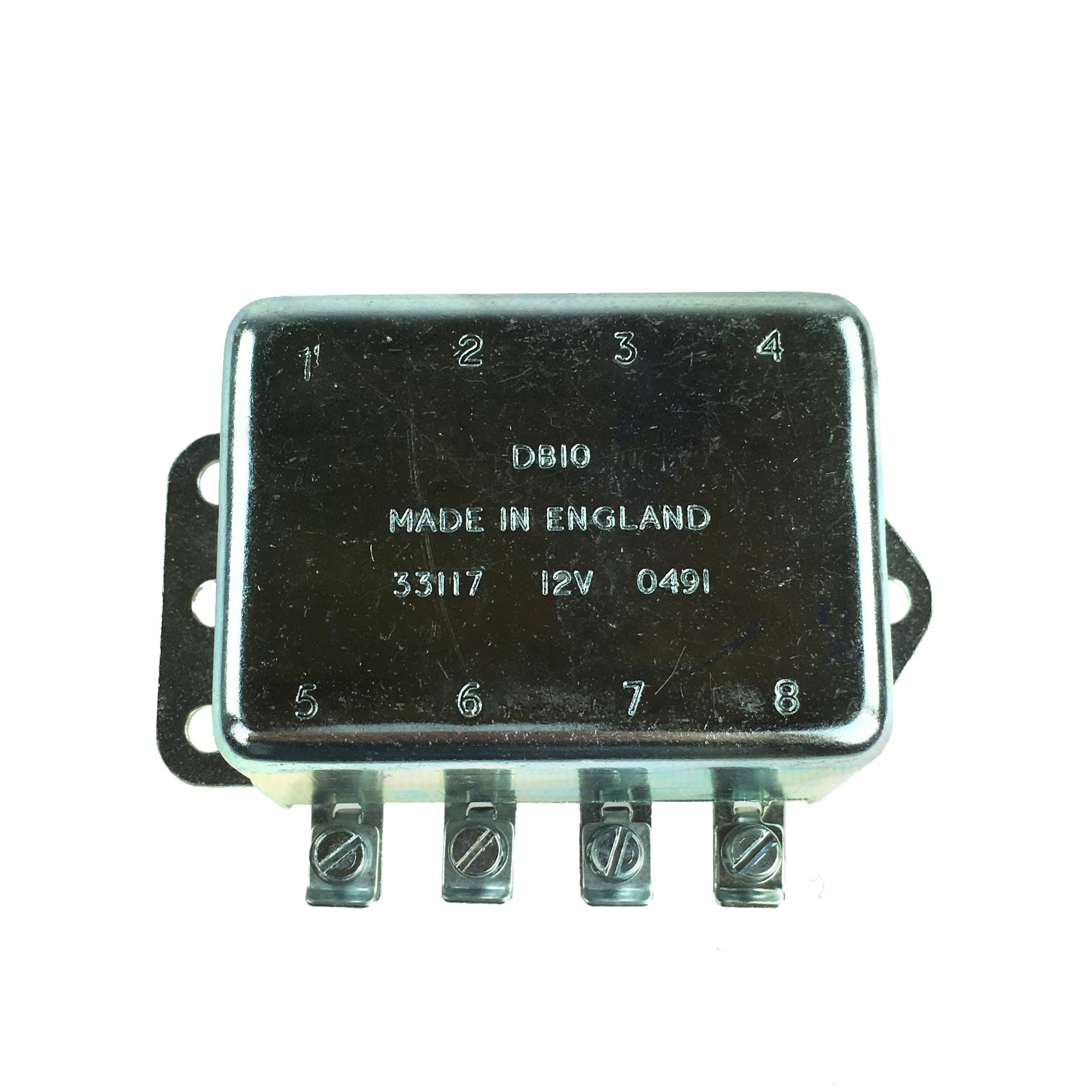 141 400 Db10 Style Solid State Flasher Relay Moss Motors 3 Terminal