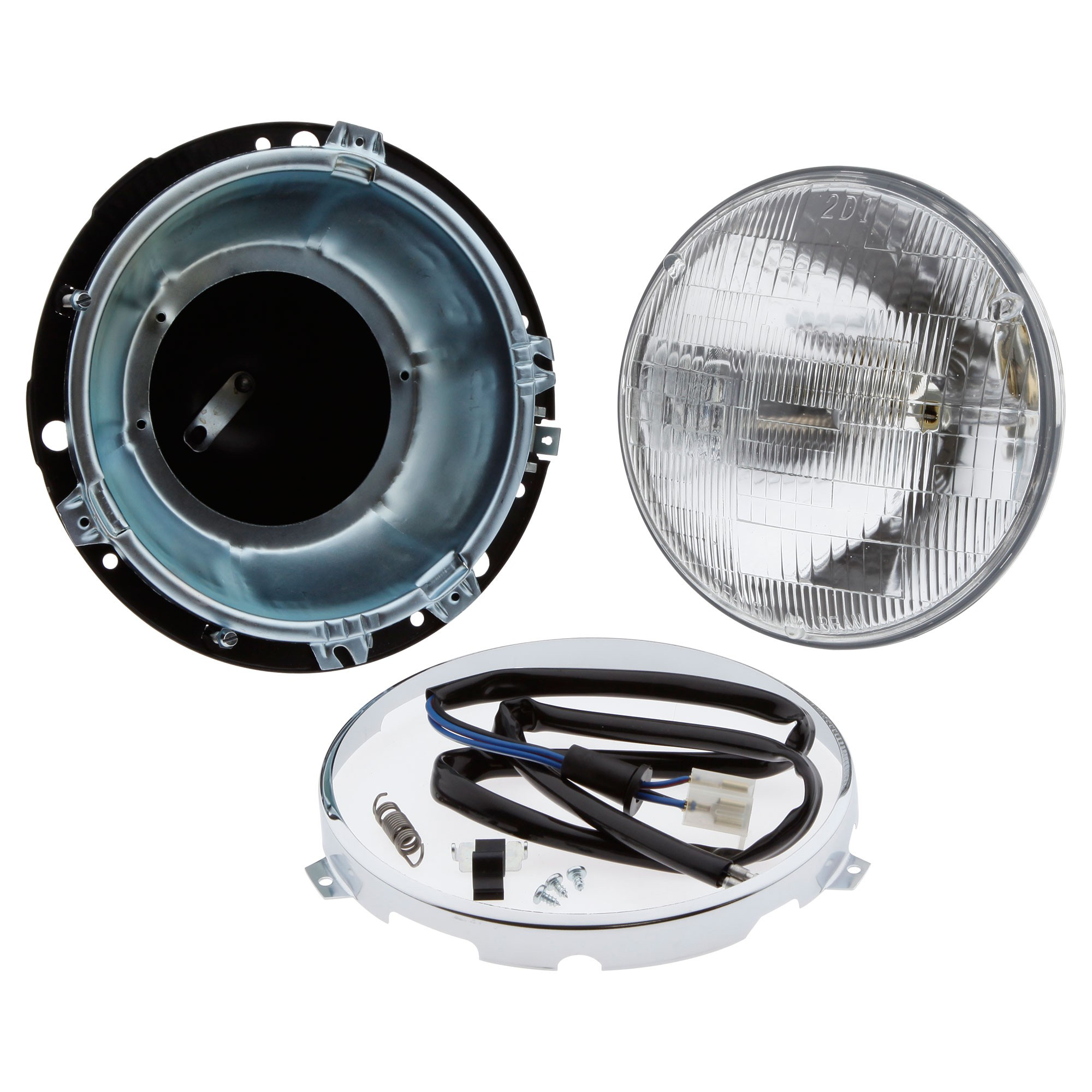 144 810 Headlamp Assembly Moss Motors