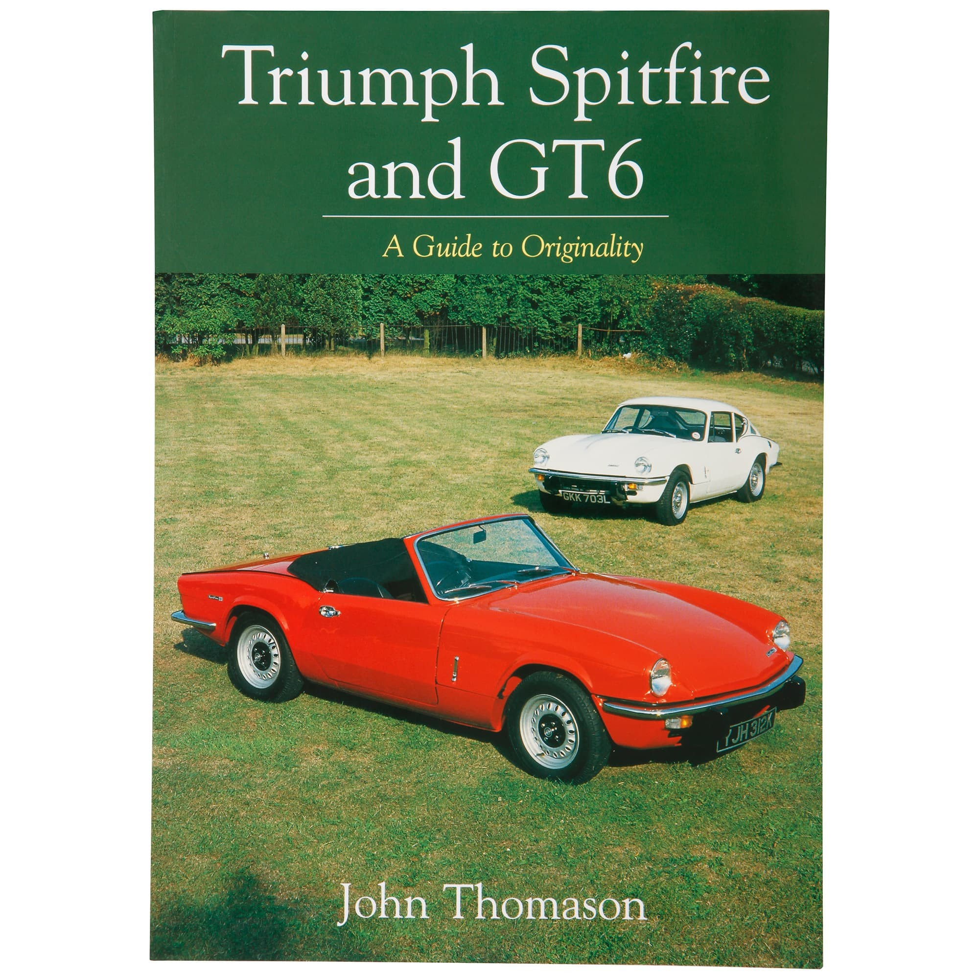 210 215 book triumph spitfire gt6 a guide to for Moss motors used cars