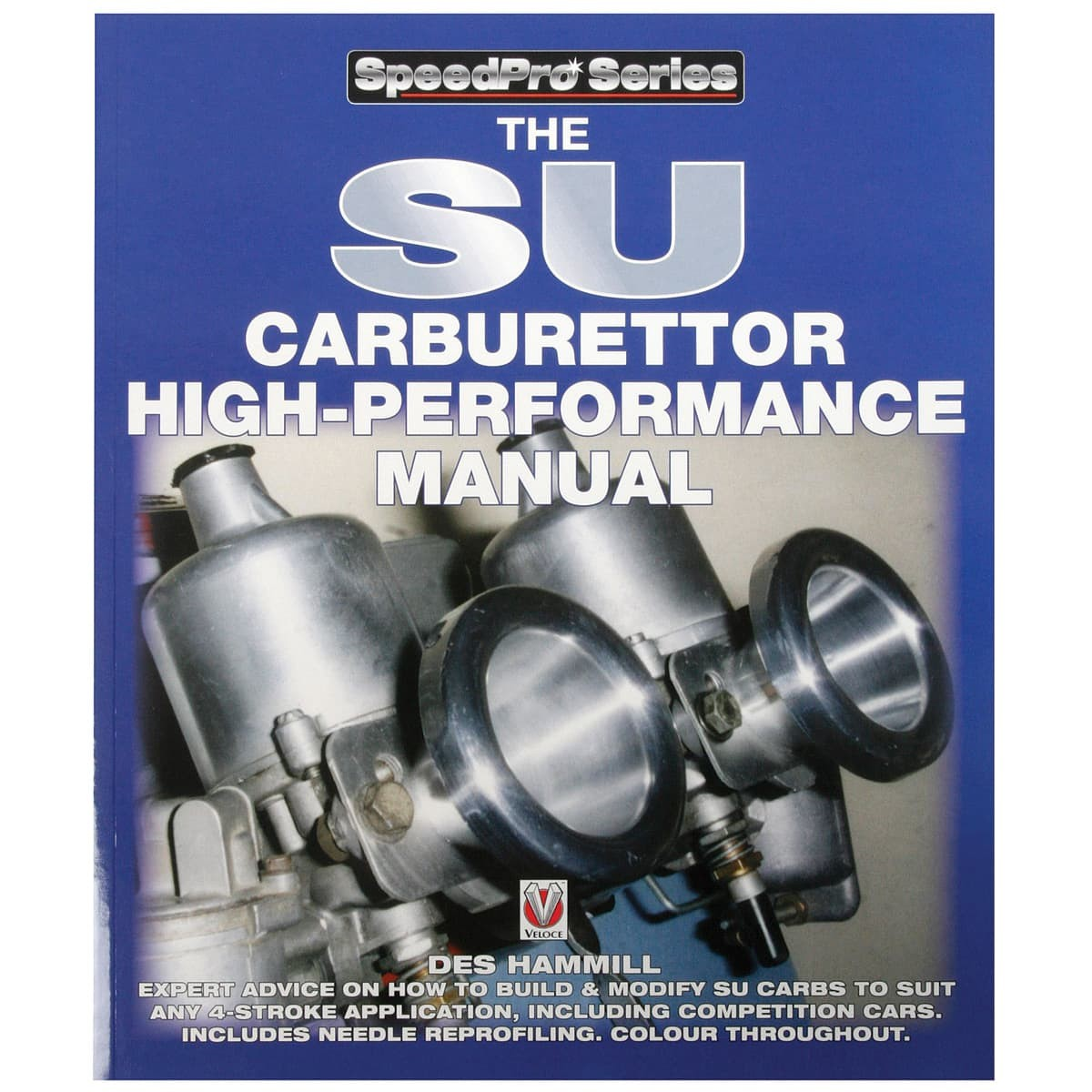 SU Carburettor High-Performance Manual