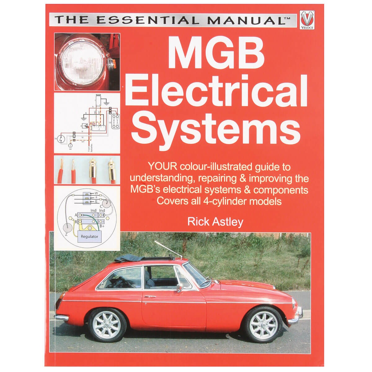 211 615 Book Mgb Electrical Systems Moss Motors 1978 Wiring Harness