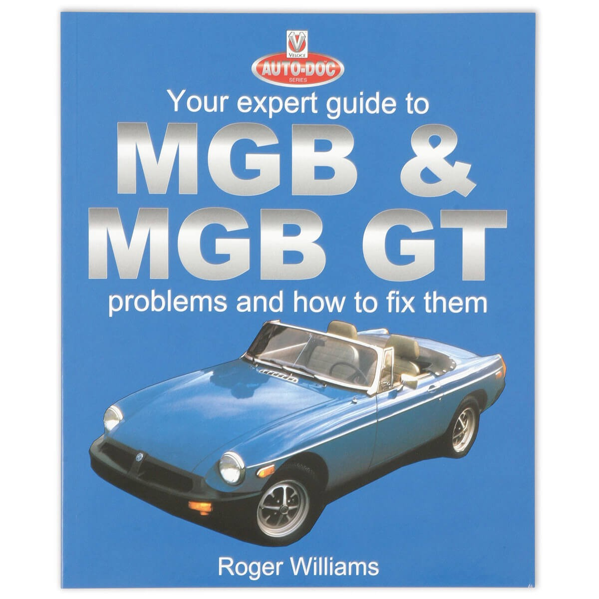Book, Guide to MGB/GT Problems
