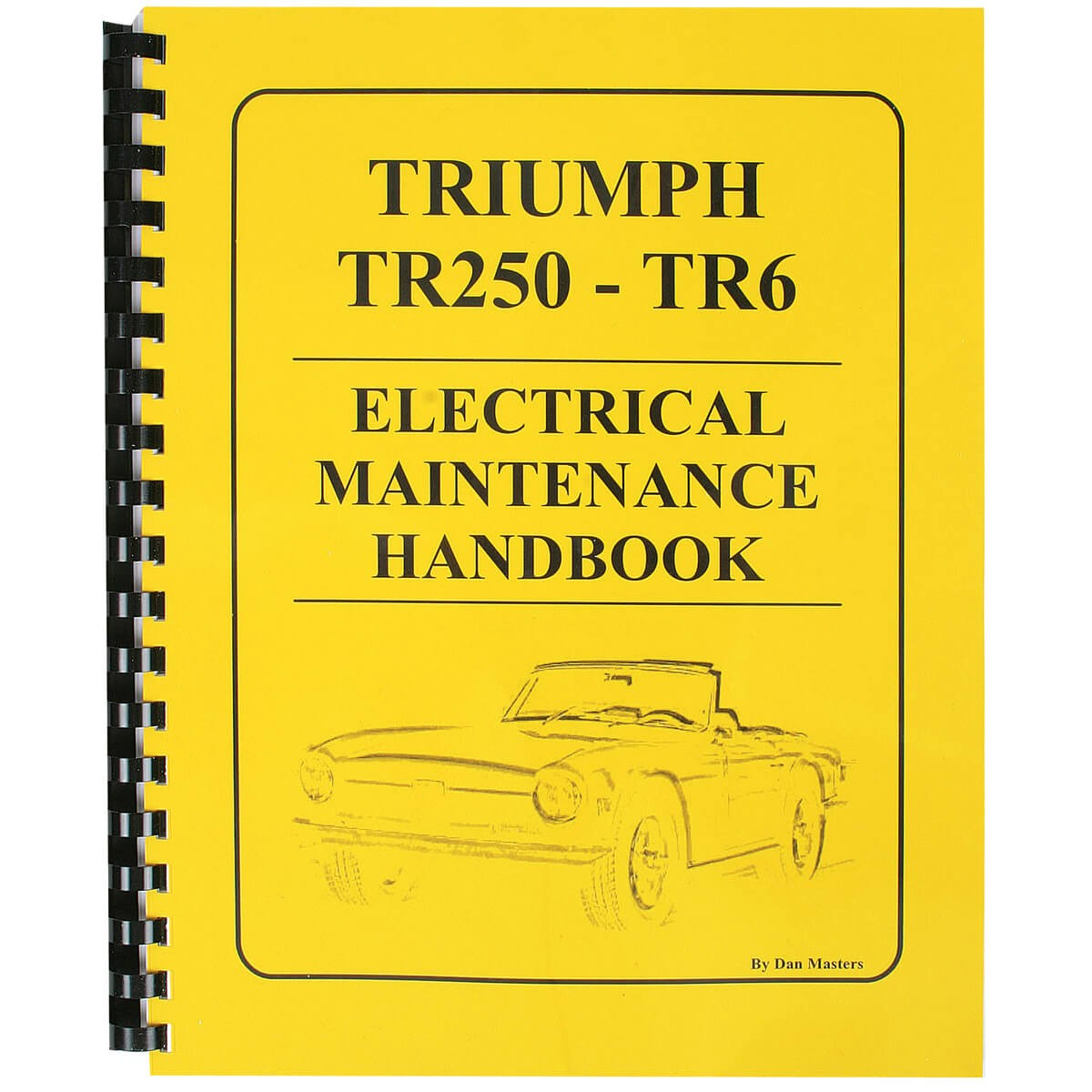 213 755 Electrical Maintenance Handbook Moss Motors 1969 Gt6 Wiring Diagram View Larger