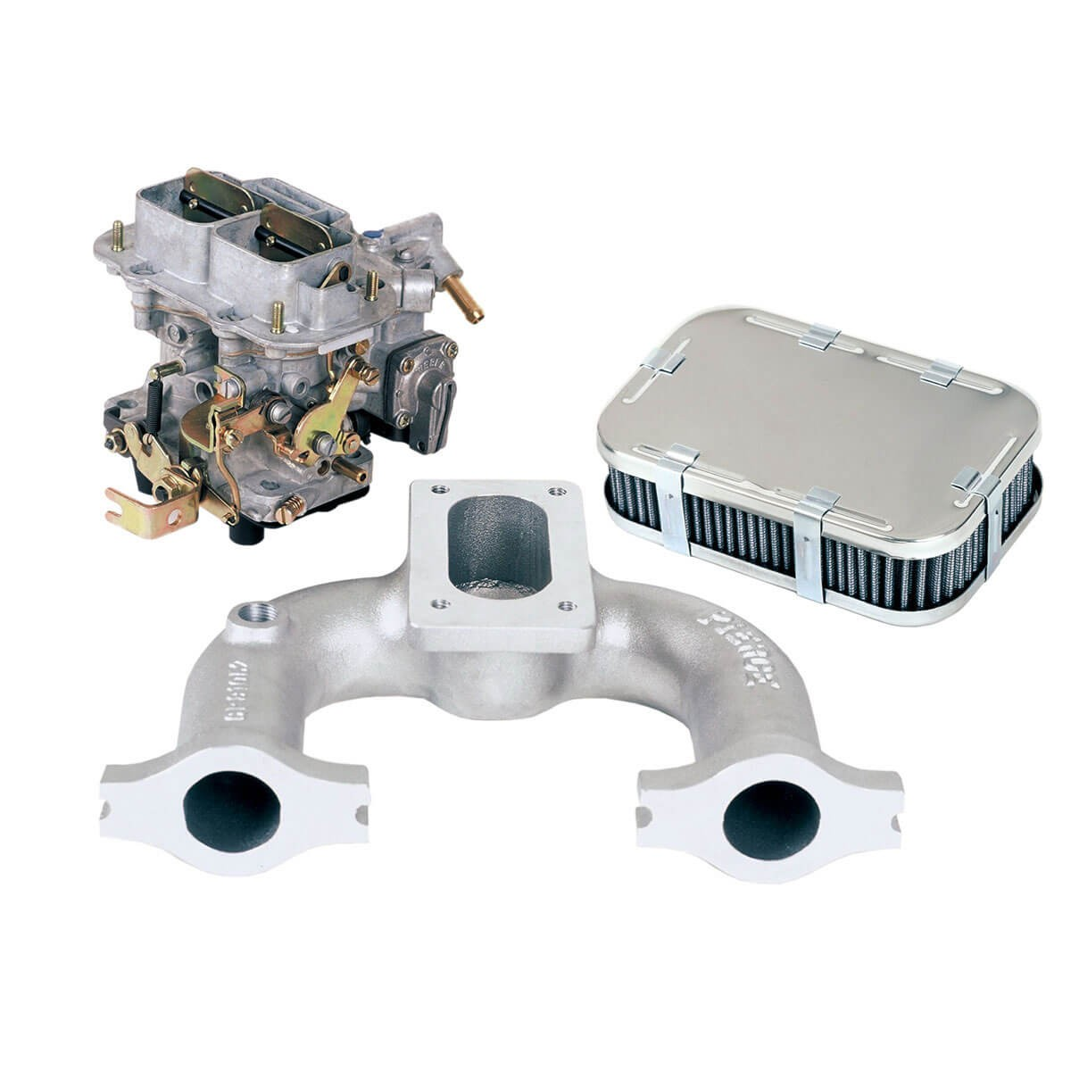 Weber Dgv Down-draft Carburetor Conversion Kit - Carburetors - Fuel  Intake  U0026 Emissions