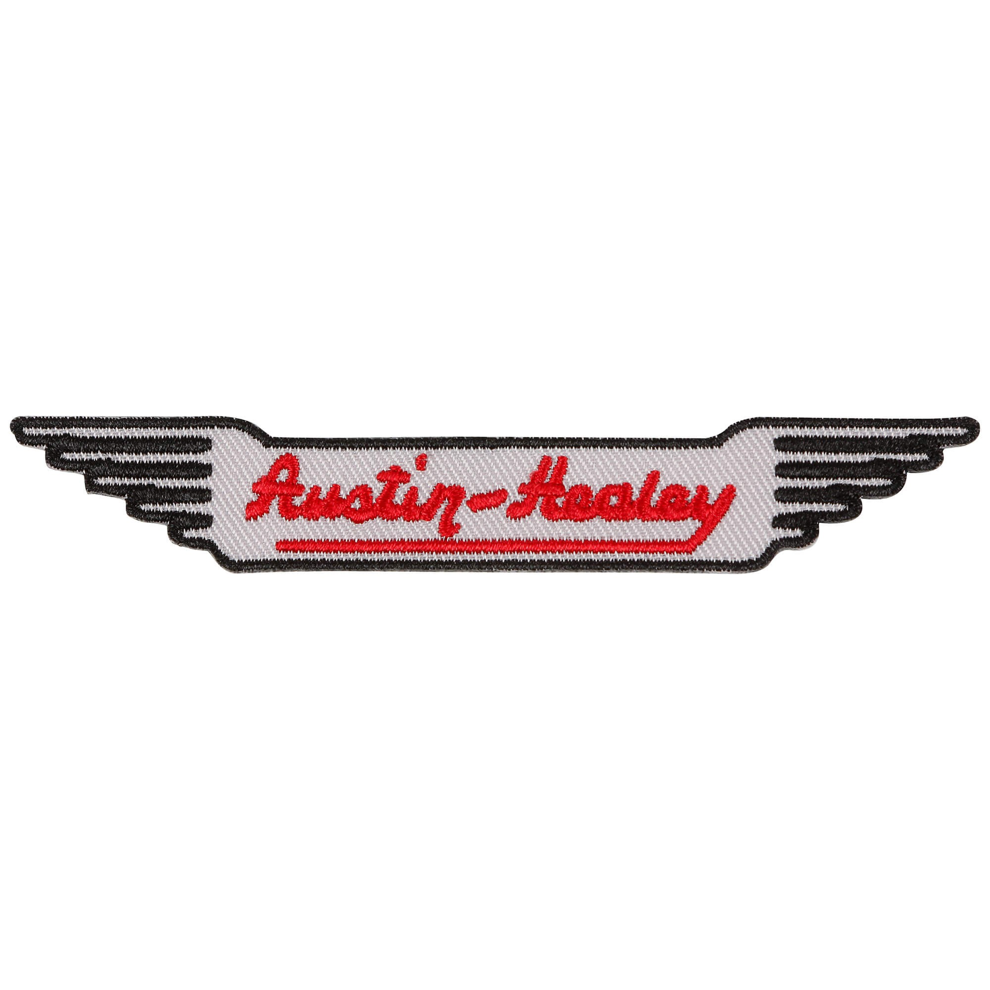 229 420 austin healey wing patch moss motors rh mossmotors com  austin healey logo vector artwork