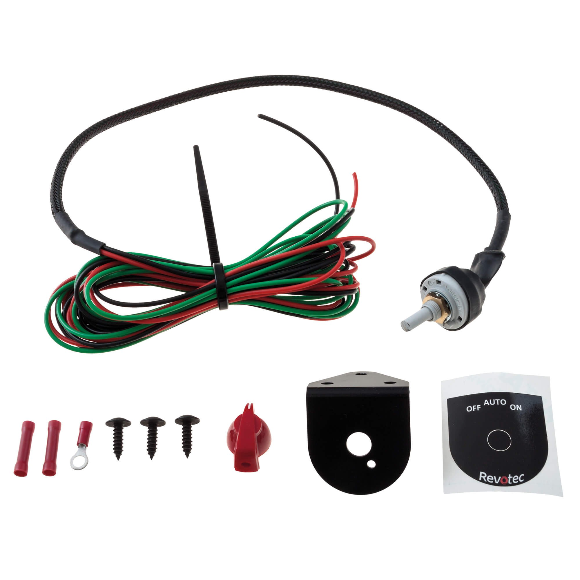 231 725 Revotec Manual Override Switch Moss Motors Wiring Mechanical Rotary Switches