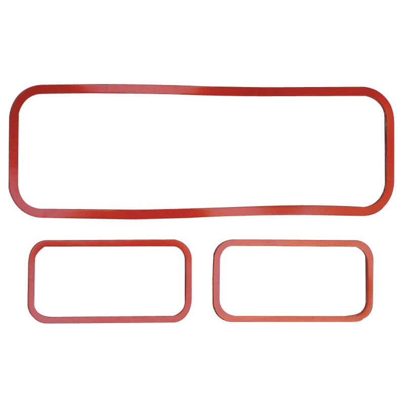 296-425 Silicone Valve Cover & Side Cover Gasket Set | Moss Motors