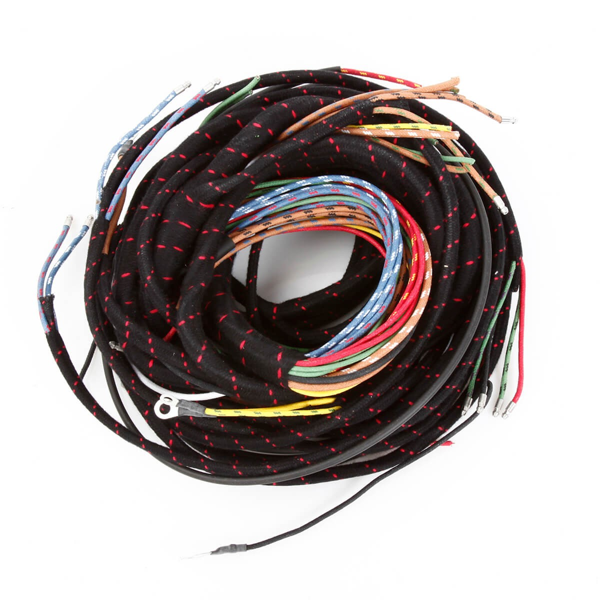WIRING HARNESS (lacquer-braid)