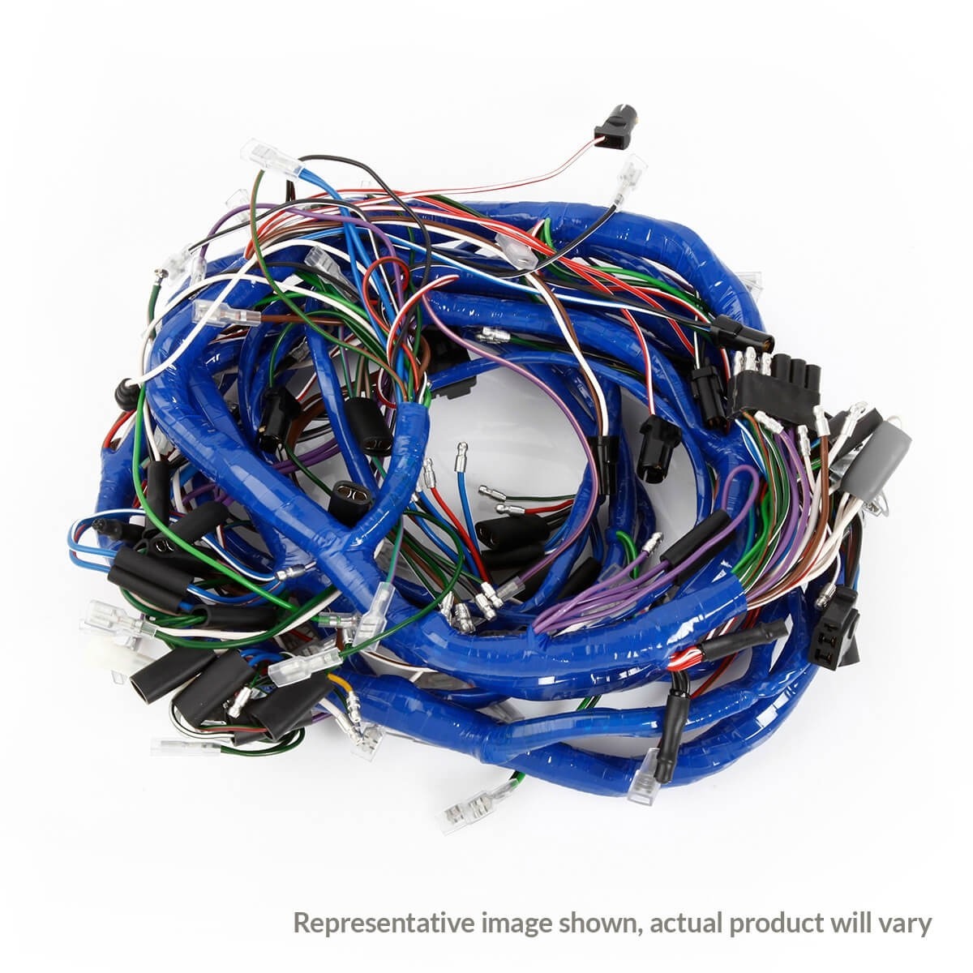 [QMVU_8575]  357-570 Body Wiring Harness | Moss Motors | Triumph Wiring Harness Repair Tape |  | Moss Motors