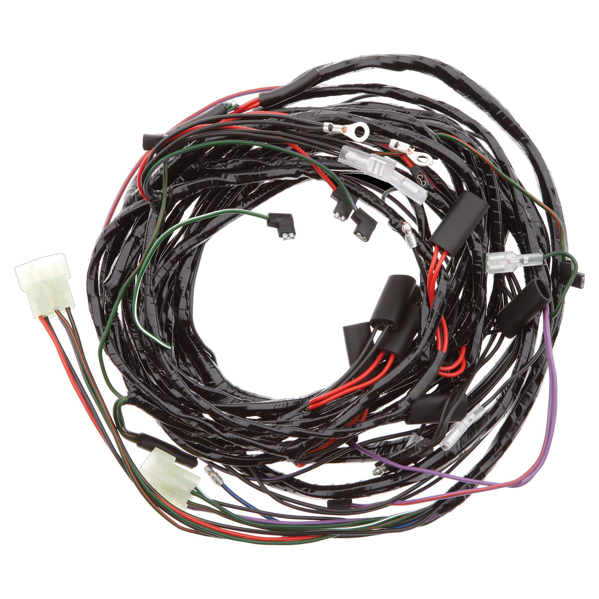 357-574_1 Xj Wire Harness on wire lamp, wire leads, wire connector, wire cap, wire clothing, wire ball, wire antenna, wire sleeve, wire nut, wire holder,