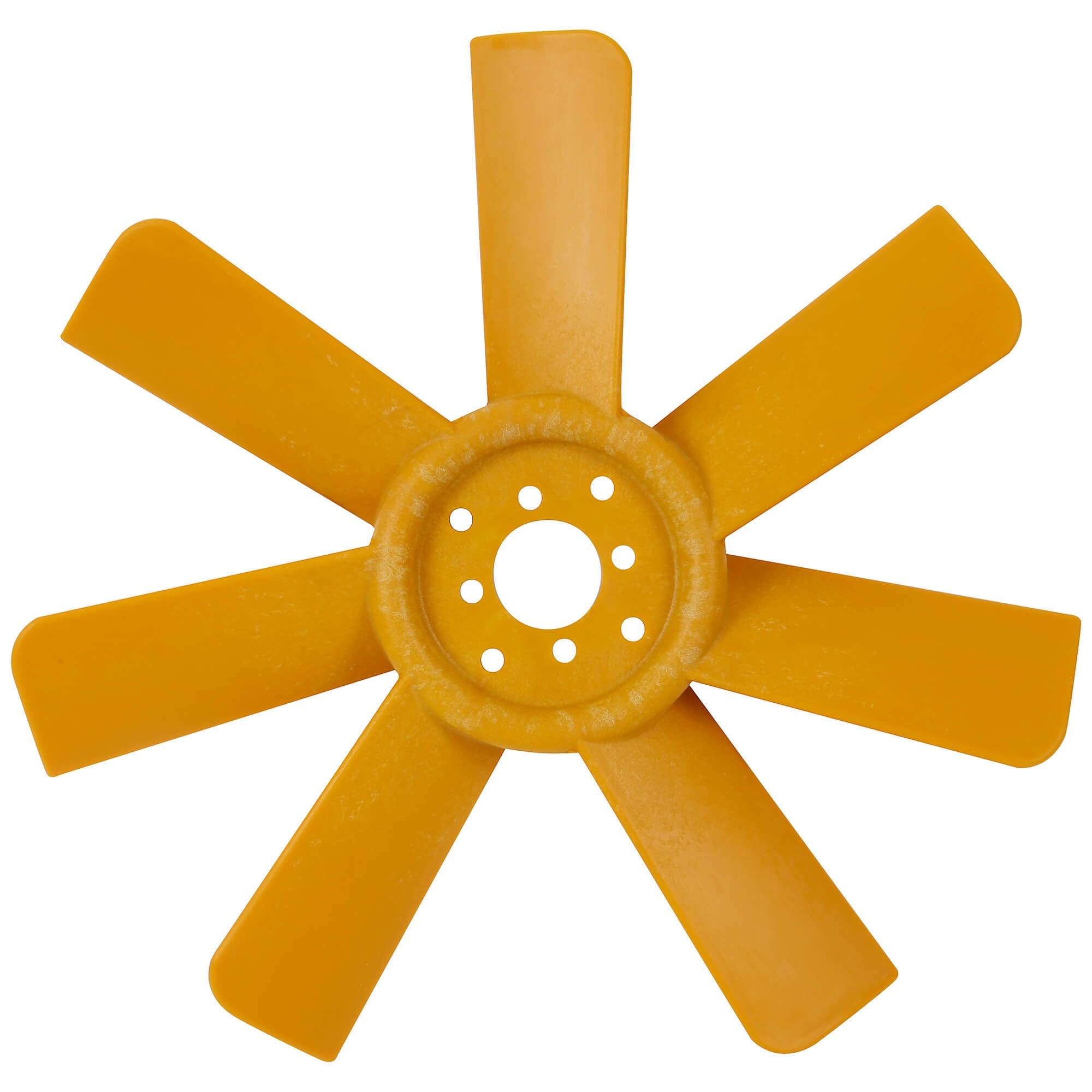 Replacement Metal Fan Blades : Fan blade nylon replacement for metal
