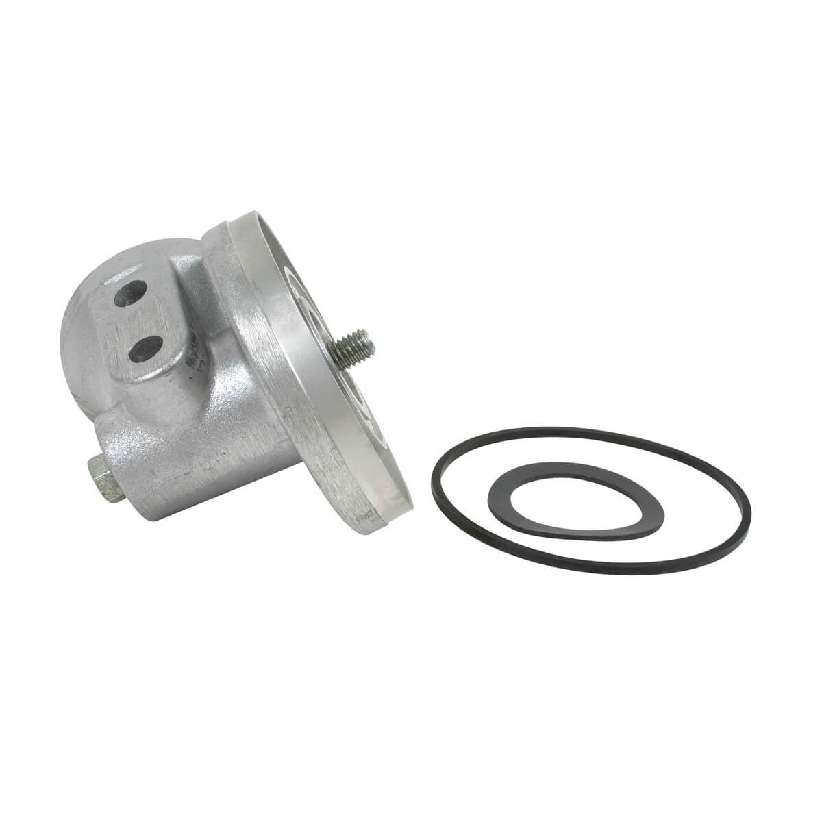 635 820 Spin On Oil Filter Adapter Conversion Moss Motors