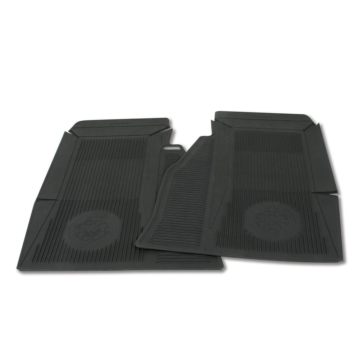 Jaguar Rubber Floor Mat Set Black Carpet Kits Amp Floor