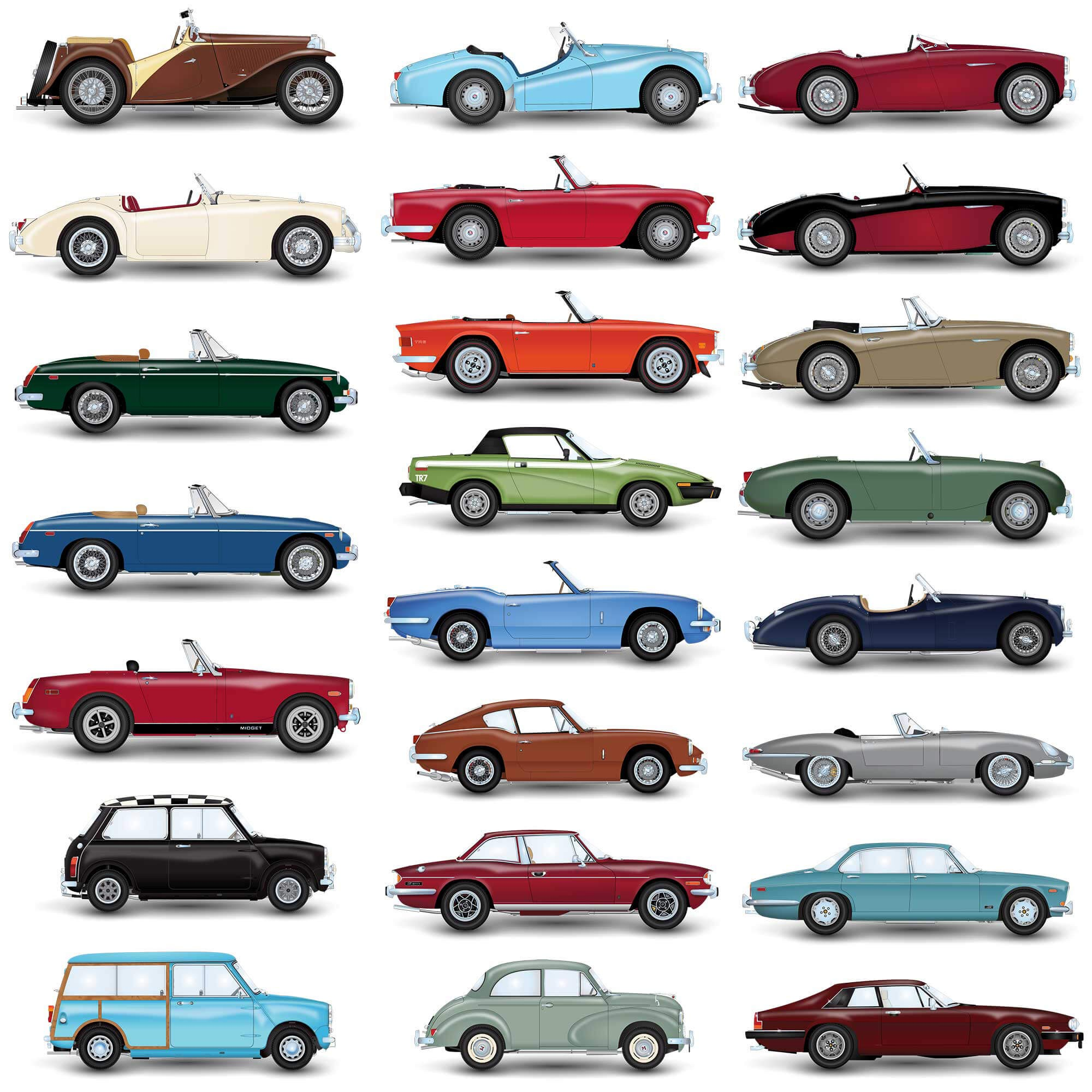 Moss Motors Bmw >> Moss Motors Catalogs Moss Motors