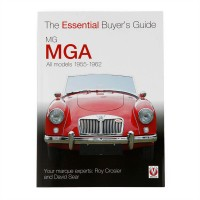 book: mga essential buyer's guide