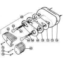 Electrical amp Ignition MGA Moss Motors