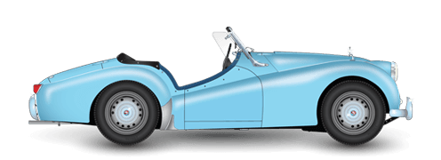 MG, Triumph, Austin Healey Parts and Accessories | Moss Motors