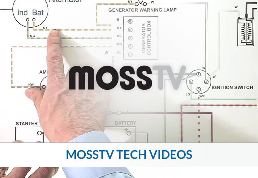 mosstv_tagline mg, triumph, austin healey parts and accessories moss motors 1957 mga wiring diagram at alyssarenee.co